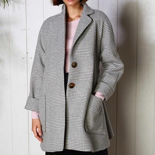 Ingrid Starnes Perdita Coat