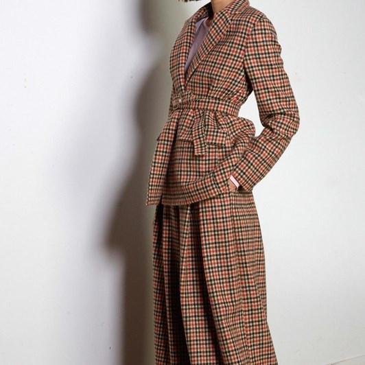 Ingrid Starnes Iago Jacket