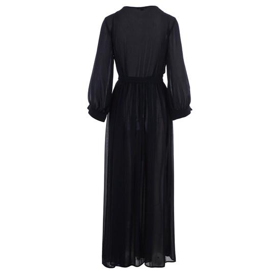 Ingrid Starnes Violet Dress