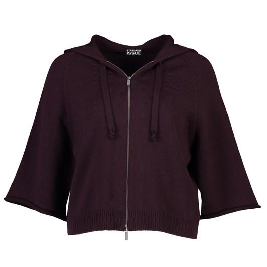 Standard Issue Zip Crop Jacket