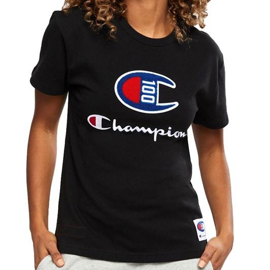 Champion 100yr Collection C Logo Tee