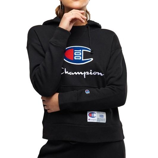 Champion 100yr Collection C Logo Hoodie