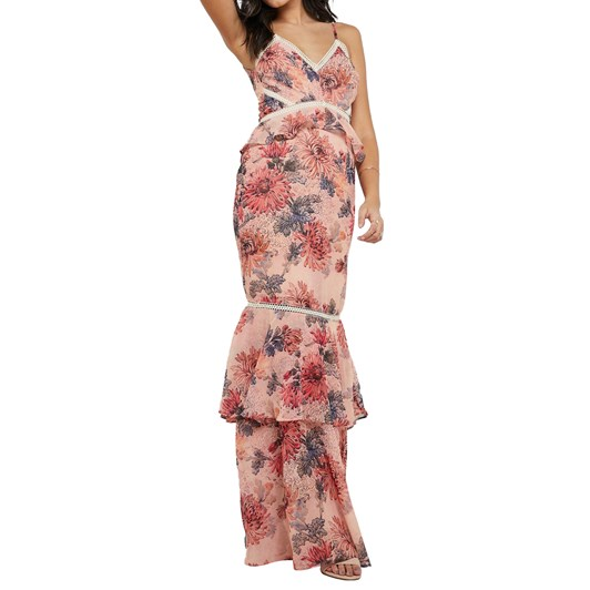 Hope & Ivy Cami Maxi Dress