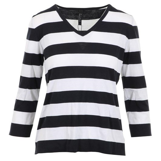 Visage Classic V Stripe Sweater