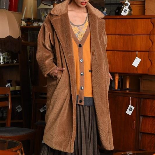 Maud Dainty Beary Coat