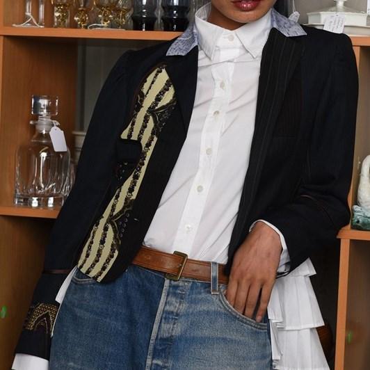 Maud Dainty Burmese Jacket