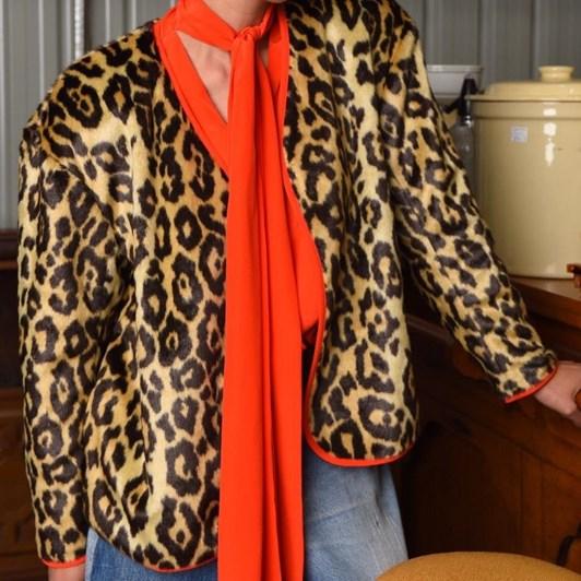 Maud Dainty Highlander Jacket