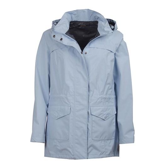 Barbour Dalgetty Jacket Powder Blue