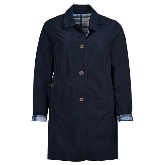 Barbour Babbity Jacket Navy-Fade Blue Tartan