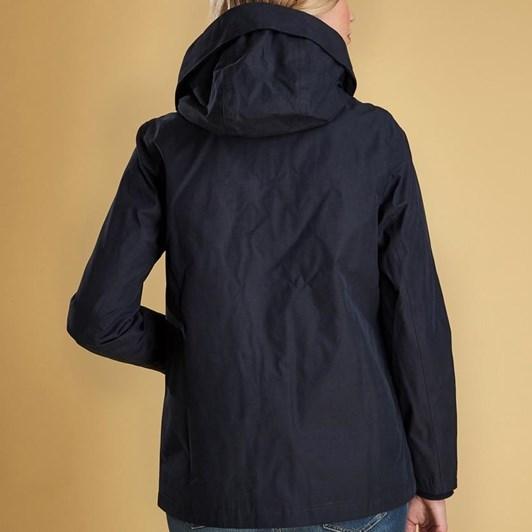 Barbour Tramontane Jacket Navy