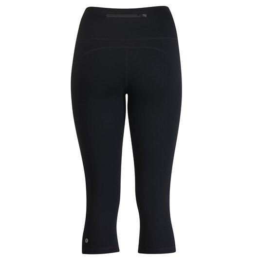 Vassalli Exercise Pant 3/4 Zip Pocket