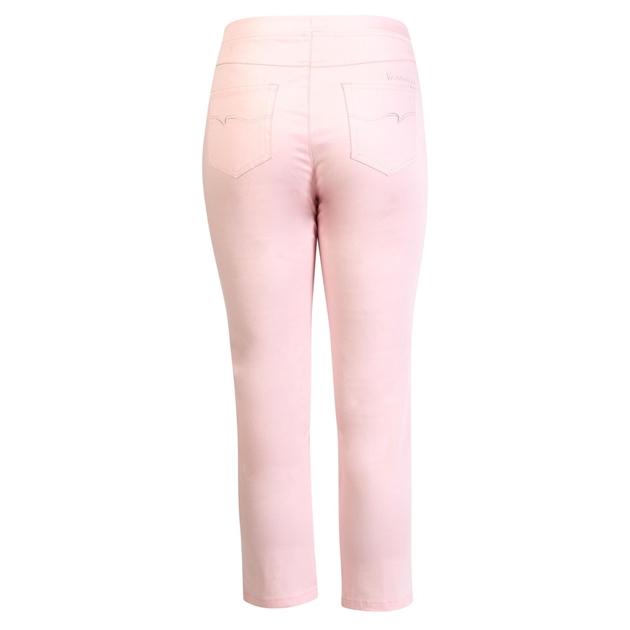 Vassalli LW Skinny 7/8 Pull On - powder pink