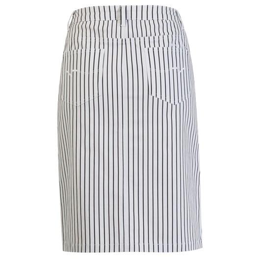 Vassalli LW Skirt Wcentre Back Vent Printed