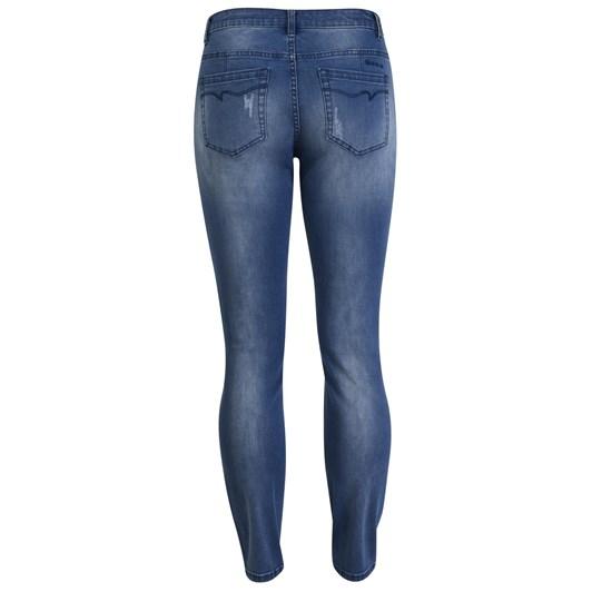 Vassalli Ankle Grazer Jean Super Skinny Lower Rise