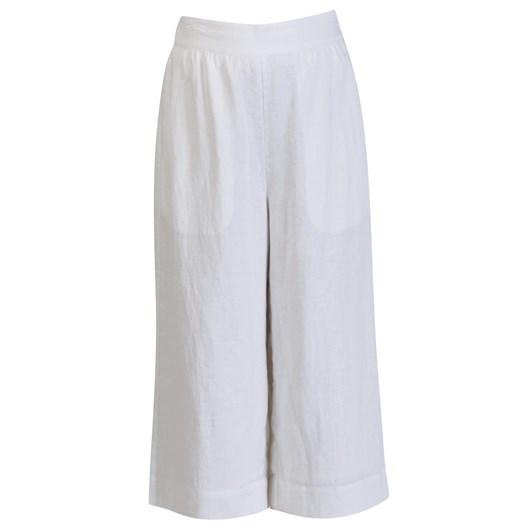 Vassalli Wide Leg Crop Pant