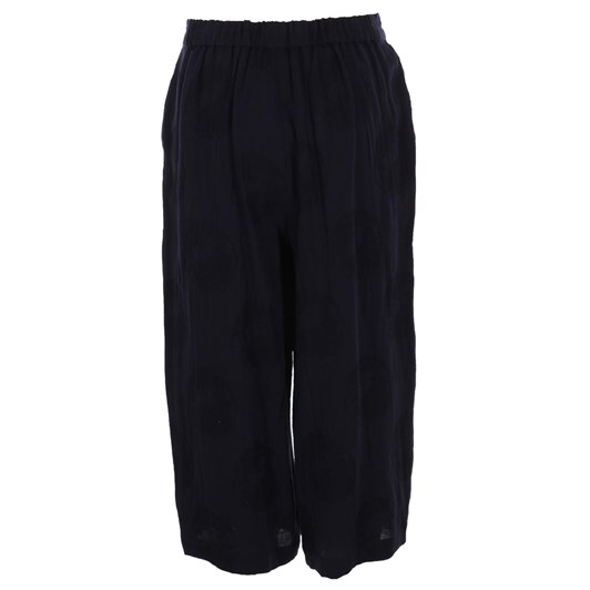 B Essentials Pant Linen Wide Leg