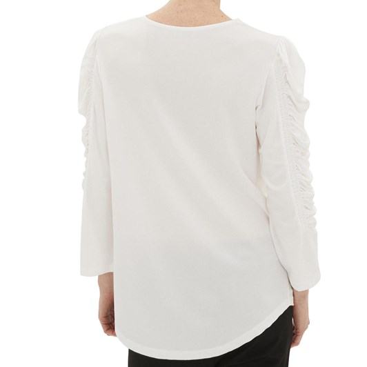 Malene Birger Ruched Top