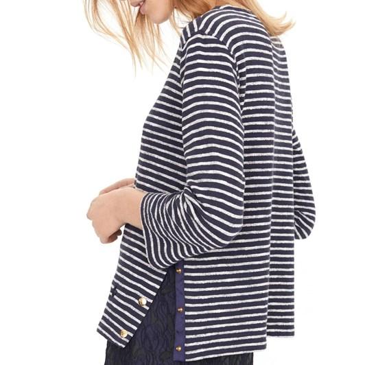 Malene Birger Striped Top