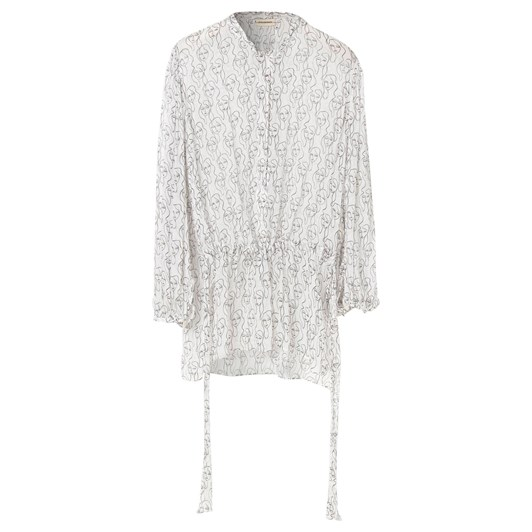 Malene Birger Georgette Blouse