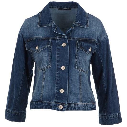 Le Streghe Denim Jacket