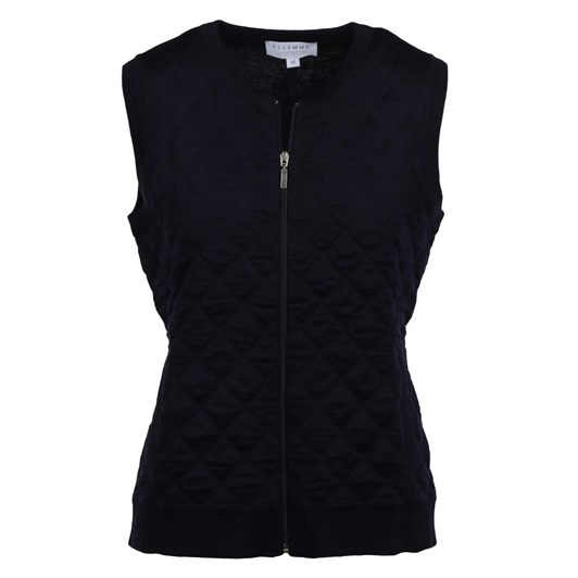 Ellemme Vest Zip Through