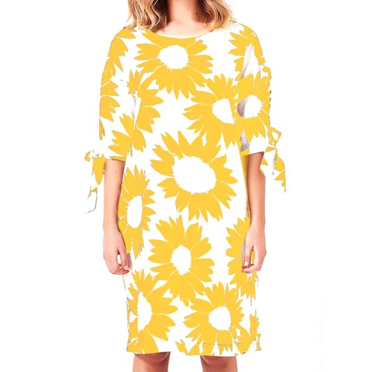 Lemon Tree Adele Dress