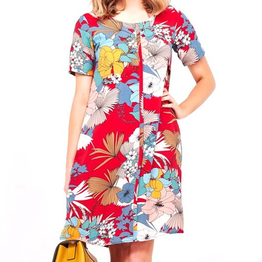 Lemon Tree Madeleine Dress