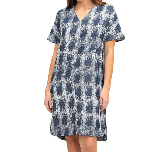 Yarra Trail SS Jacquard Dress