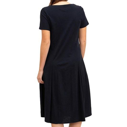 Yarra Trail Henley Tee Dress