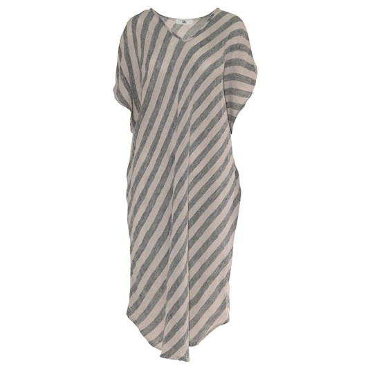 Sills Gavron Linen Dress