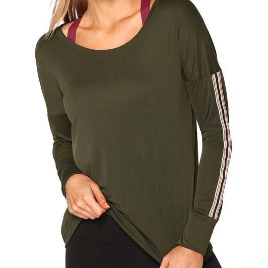 Lorna Jane Evolve LS Top