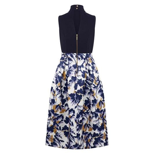 Closet Gold Full Skirt Dress
