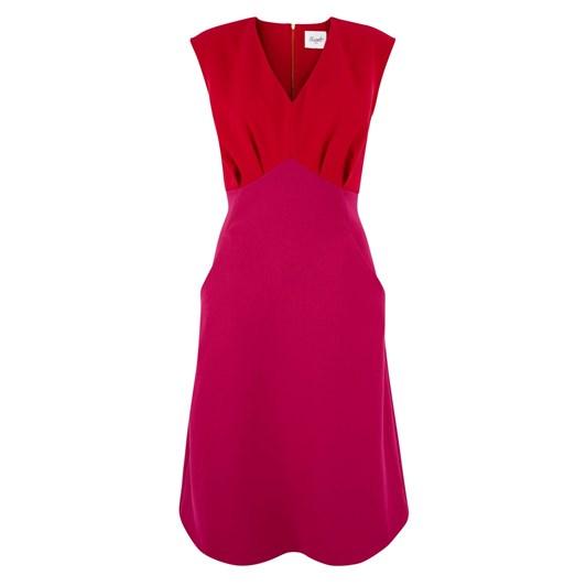 Closet V Neck Empire A Line Dress