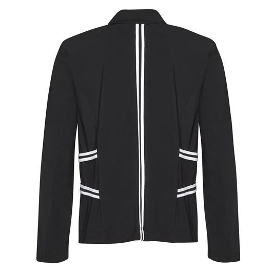 Paula Ryan Binding Shawl Collar Jacket