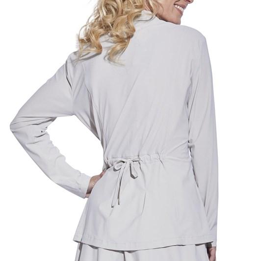 Paula Ryan Soft Back Pleat Pocket Jacket