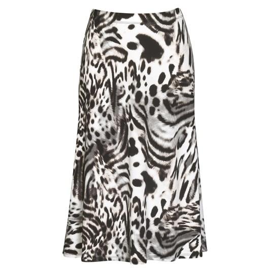 Paula Ryan Flute Skirt