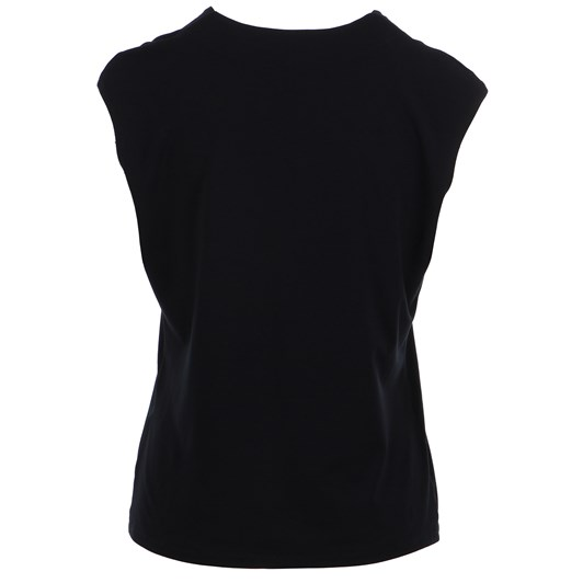 Paula Ryan Easy Fit Cap Sleeve Crew Neck Top