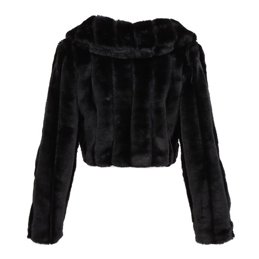 Lizabella Black Faux Jacket