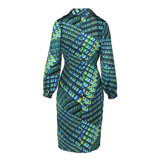 Ella Boo Green Print Dress