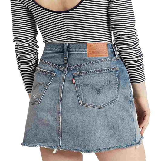 Levis Hr Decon Iconic Bf Skirt