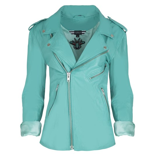 Curate Its Been Teal Jacket