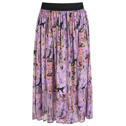 Curate Skirt Of Art Skirt