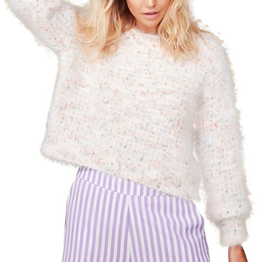 Curate Fluff Love Jumper