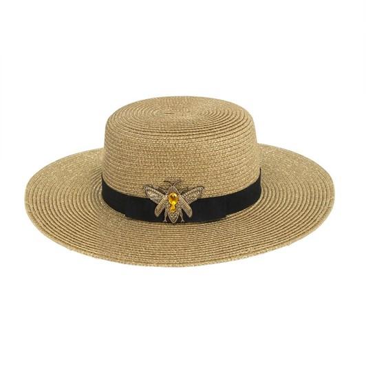 Curate Golden Eye Hat