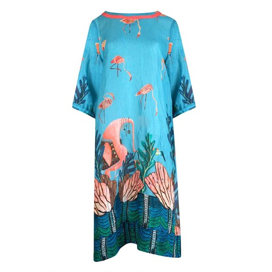 Curate Face The Tunic Dress