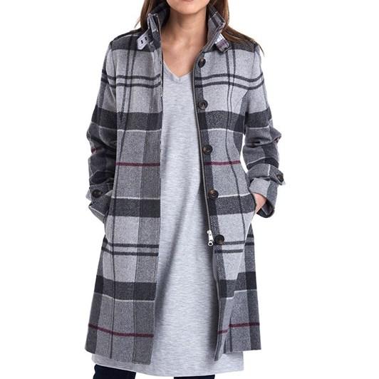 Barbour Seonaid Wool Coat