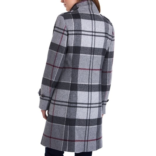 Barbour Seonaid Wool Coat