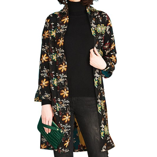 Adini Esme French Chateau Lace Jacket