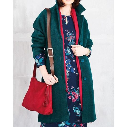 Adini Lucille Alpine Knit Coat