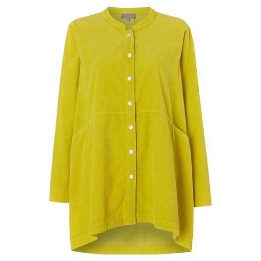 Sahara London Cotton Babycord Shirt